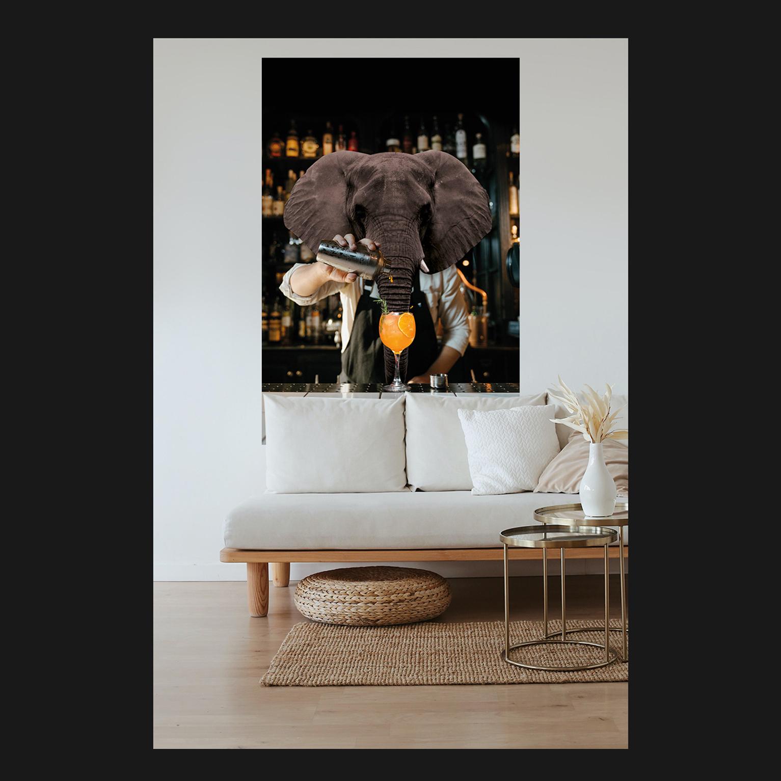 Drunk Elephant   Walldsigns